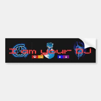 I am your DJ Bumper Sticker