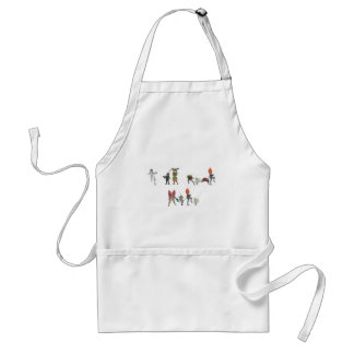 I am Your Hero Aprons
