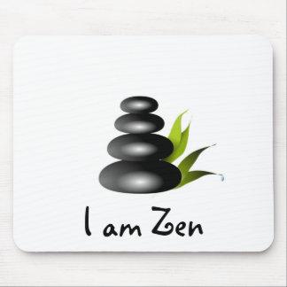 I am Zen Mouse Mat