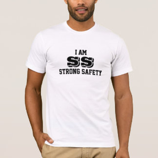 I amndt strong safety tee-shirt T-Shirt