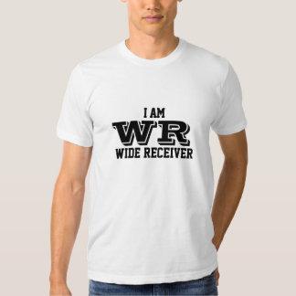 I amndt wide receiver tee-shirt tshirt