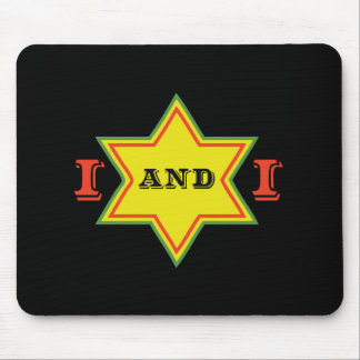 I and I Mouse Pads