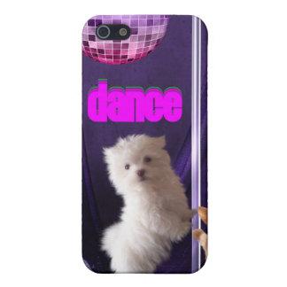 i Animal Fun Cat Dog Dance Disco iPhone 5 Covers