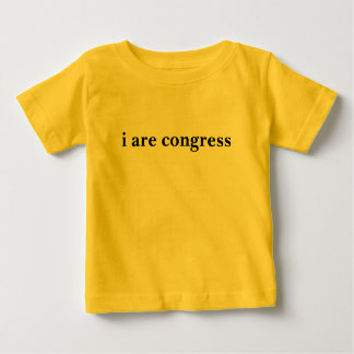 i are congress baby T-Shirt