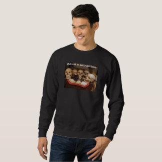 i Art and Graphics, Ye Gentlemen Sweatshirt