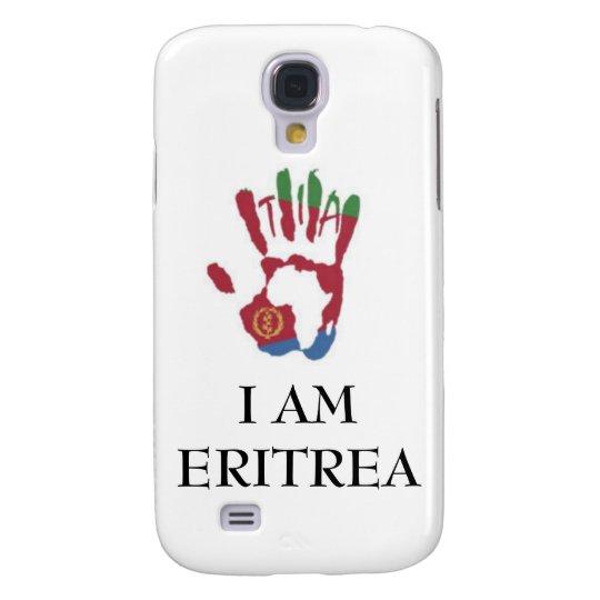 I AT ERITREA GALAXY S4 CASE