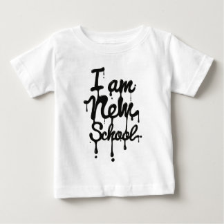 I at the new school (Swag, dopes, Hipster) Baby T-Shirt