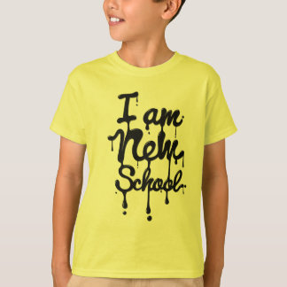 I at the new school (Swag, dopes, Hipster) T Shirts