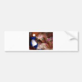 I awoke pic_equalized.jpg bumper sticker
