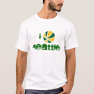 I b-ball Seattle T-Shirt