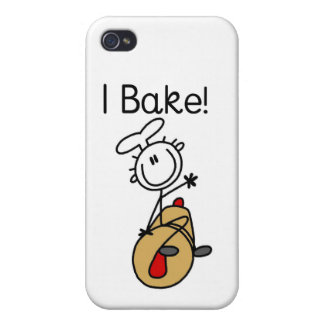 I Bake Cover For iPhone 4