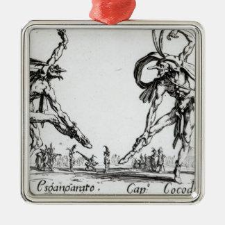 I Balli de Spessanei, or Le Grande Chasse Christmas Ornament