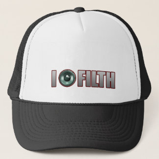 I Bang FILTH Dubstep dirty Electro Dub Grime DJ Trucker Hat