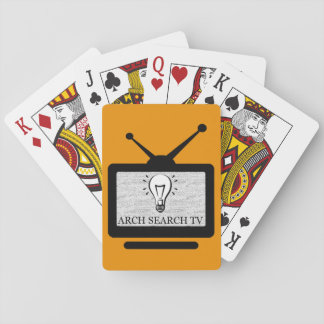 I baralho Arch Search TV (ODT) Playing Cards