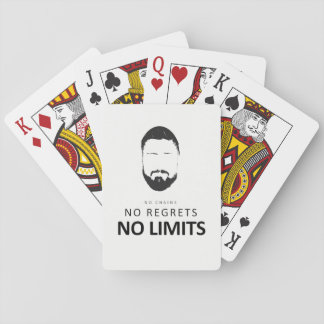 I baralho De Cartas - In the Limits Playing Cards
