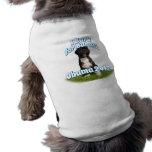 I Bark for Barack, Bo the First Dog Obama Sleeveless Dog Shirt