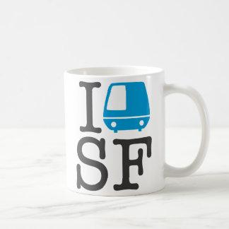 I Bart SF Mug