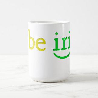 i be irie coffee mug