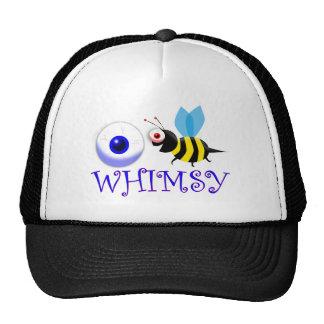 I BE WHIMSY TRUCKER HATS