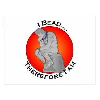 I Bead Postcards