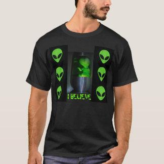 I BELIEVE, ALIEN BABY T-Shirt