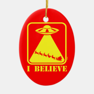 I believe christmas ornament