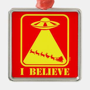 I believe christmas ornament