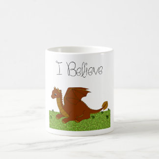 I Believe - Dragon Coffee Mug