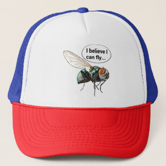 I Believe I Can Fly Hat