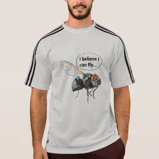 I Believe I Can Fly, Work Out T-Shirt