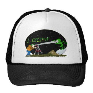 I Believe in Aliens Hat