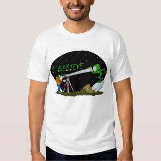 I Believe in ALIENS!! Shirt