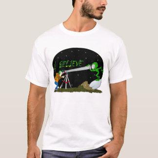 I Believe in ALIENS!! T-Shirt