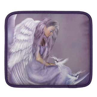 I Believe In Angels iPad Sleeve