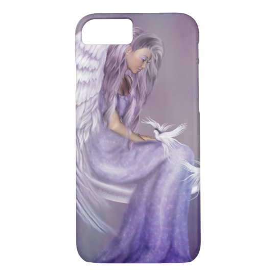 I Believe In Angels iPhone 7 Case