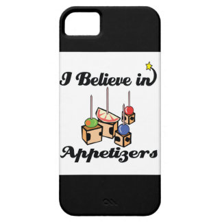 i believe in appetizers barely there iPhone 5 case