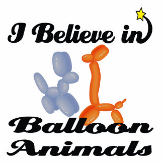i believe in balloon animals cut out