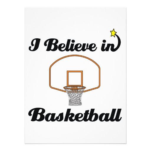 i believe in basketball invites