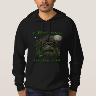 I believe in Bigfoot t-shirts