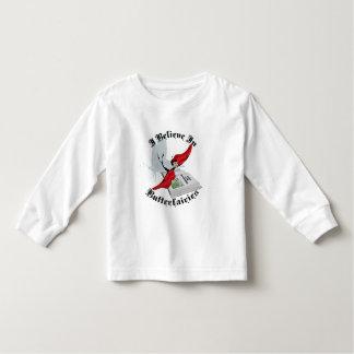 I Believe In Butterfairies T-shirt
