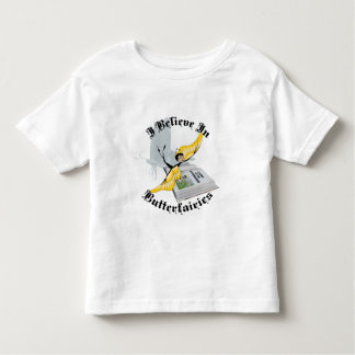 I Believe In Butterfairies T Shirts
