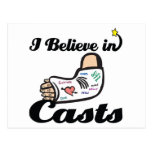 i believe in casts