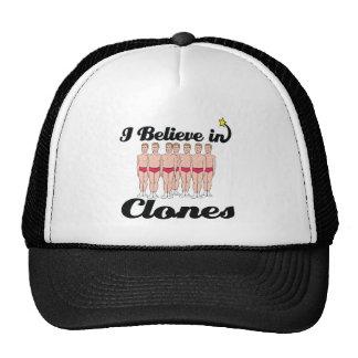 i believe in clones cap