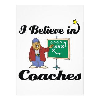 i believe in coaches invite