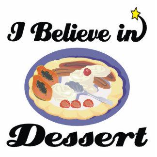 i believe in dessert acrylic cut outs