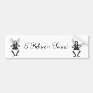 I Believe in Fairies Sticker