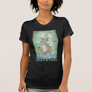 I believe in fairies t-shirts