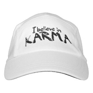 I believe in Karma Hat