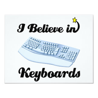 i believe in keyboards announcement