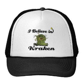 i believe in kraken hat